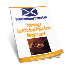 Help Defending a Driving offence in Scotland