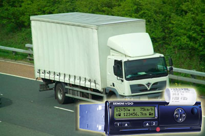 Commercial Vehicle Tachograph Offence Lawyers for Scotland e.g. Glasgow, Edinburgh, Aberdeen, Paisley, Renfrew etc.