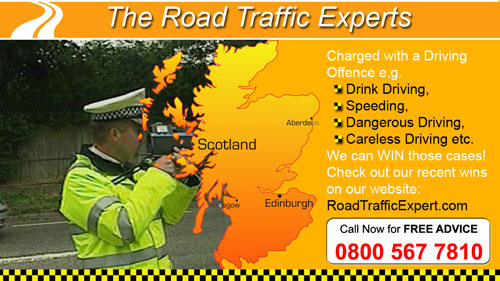 Scottish Road Traffic lawyers