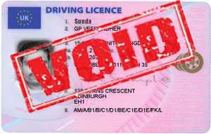 driving without a valid licence. legal defence. Richard Freeman Road Traffic Experts